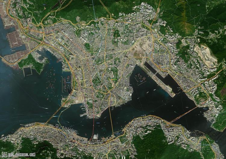长沙地图全图 长沙卫星地图 谷歌地图高清卫星地图 61  福建龙岩市